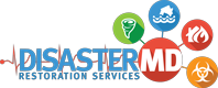 Disaster MD Logo